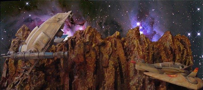 Naves en Marte scratch
