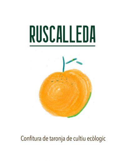 RUSCALLEDA taronja