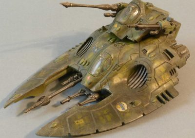 Nave Eldar games workshop