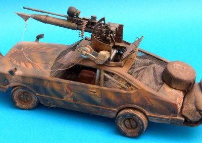 Apocaliptic car