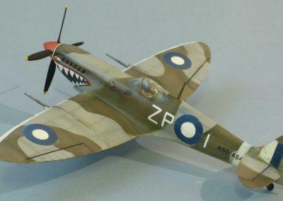 Spitfire mk8 Arii