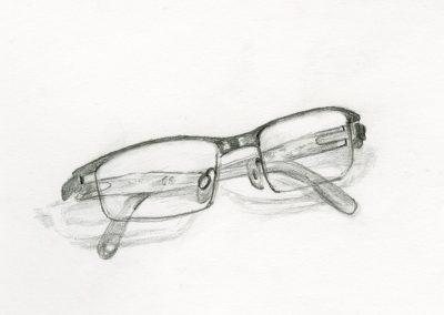 Mis gafas lapiz