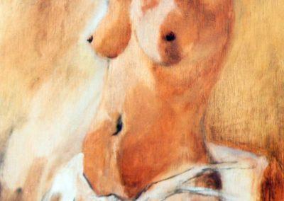 desnudo oleo