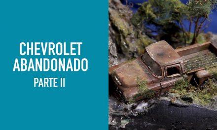 Chevrolet abandonado. Parte 2 de 3